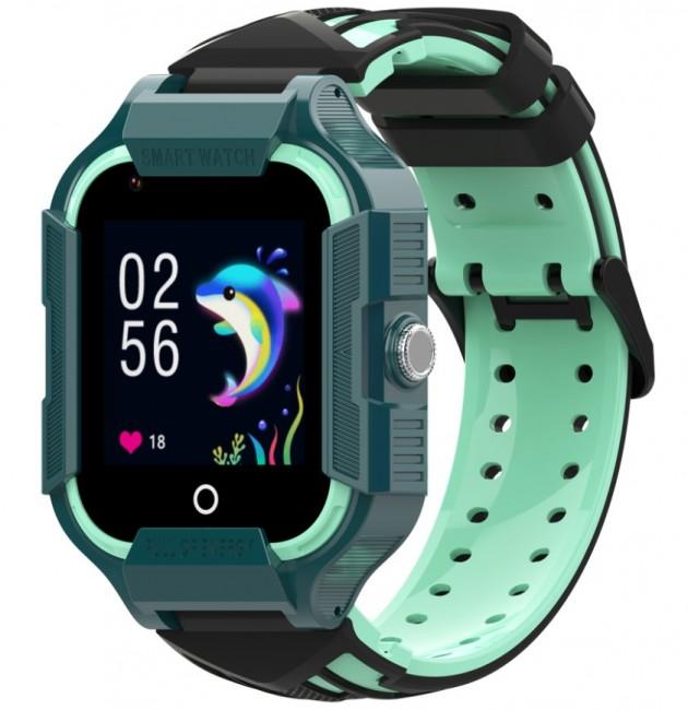 Garett Kids Neon 4G zielony - zdjęcie główne