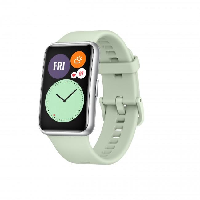 Huawei Watch Fit zielony - zdjęcie główne