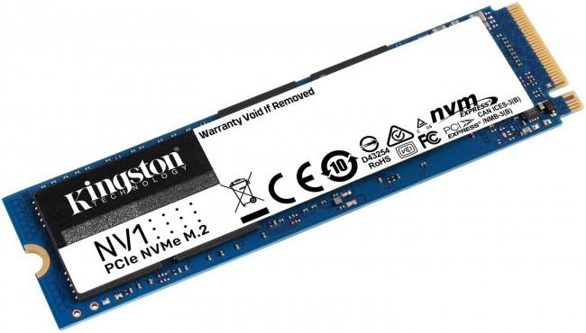Kingston NV1 M.2 Pci-e NVMe 500GB - zdjęcie główne