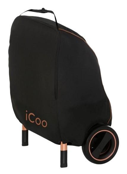 iCoo Torba na wózek Acrobat Black - zdjęcie główne