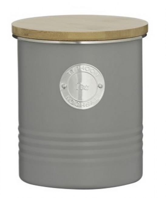 Typhoon Living pojemnik na herbatę szary 1400.731 - zdjęcie główne