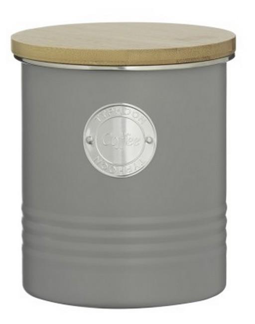 Typhoon Living pojemnik na kawę szary 1400.732 - zdjęcie główne