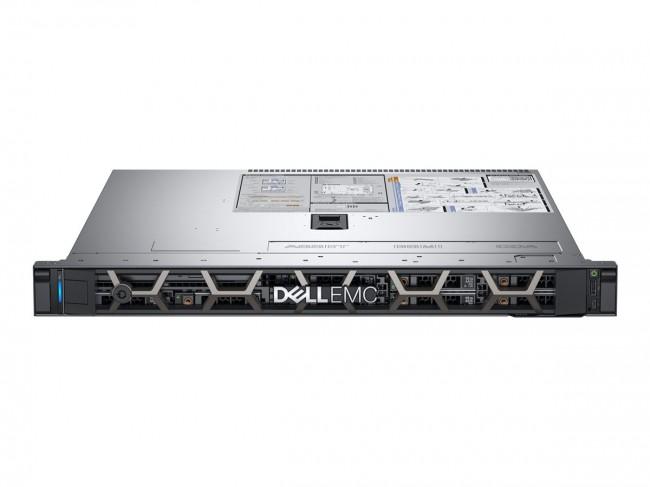 DELL PE R340 E-2234 1x16GBub Chassis 4x3.5 HP 1x480GB SSD H330 Rails Bezel DVDRW 1x350W iDRAC Exp 3yNBD - zdjęcie główne