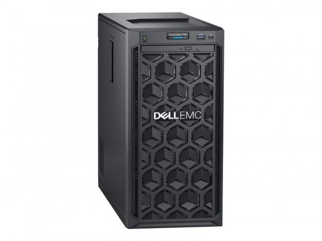 Dell T140 E-2124 1x8GB 1TB SATA 3,5'' cabled S140 DVD-RW 3yNBD - zdjęcie główne