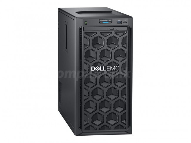 Dell T140 E-2124 1x8GB 1TB SATA 3,5'' cabled H330 DVD-RW 3yNBD - zdjęcie główne