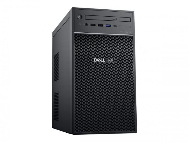 Dell Serwer PE T40 E-2224G 8GB 1TB S140 1NBD - zdjęcie główne