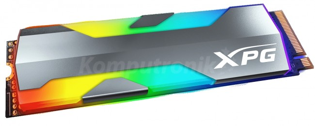 Adata XPG Spectrix S20G M.2 NVMe PCIe 512B - zdjęcie główne