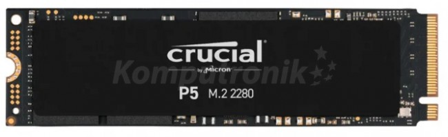 Crucial P5 M.2 PCI-e NVMe 1TB - zdjęcie główne