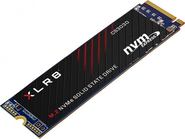 PNY XLR8 CS3030 M.2 PCIe NVMe 500GB - zdjęcie główne