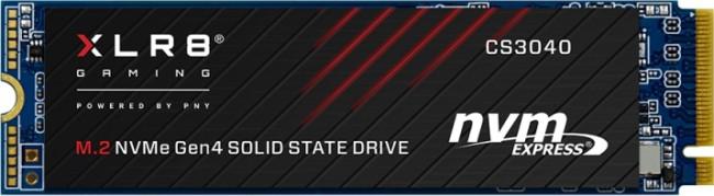 PNY XLR8 CS3040 M.2 PCIe NVMe 500GB - zdjęcie główne