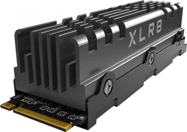PNY XLR8 CS3140 M.2 PCIe NVMe 1TB radiator - zdjęcie główne