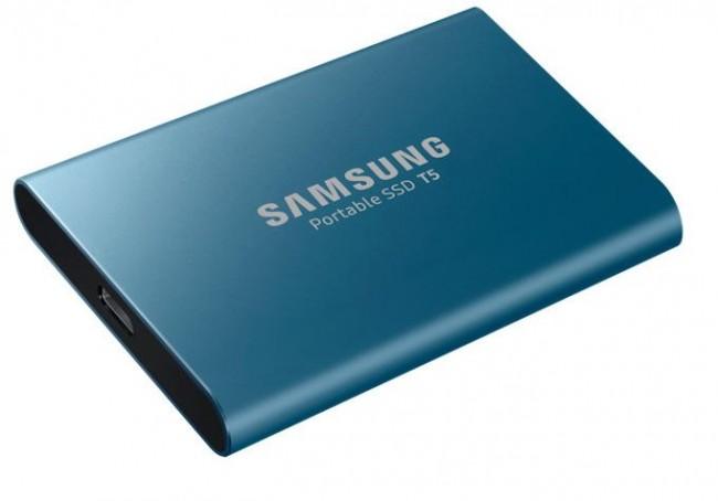 Samsung Portable SSD 500GB T5 - zdjęcie główne