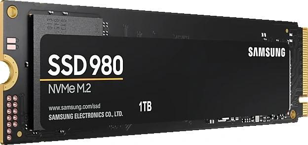 Samsung 980 M.2 PCIe NVMe 1TB - zdjęcie główne