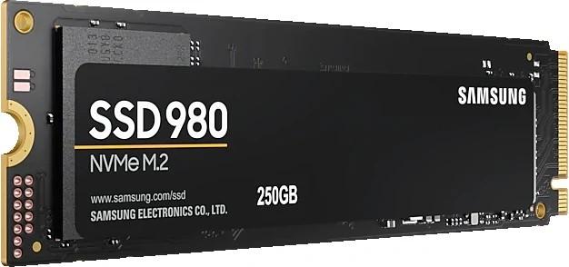 Samsung 980 M.2 PCIe NVMe 250GB - zdjęcie główne