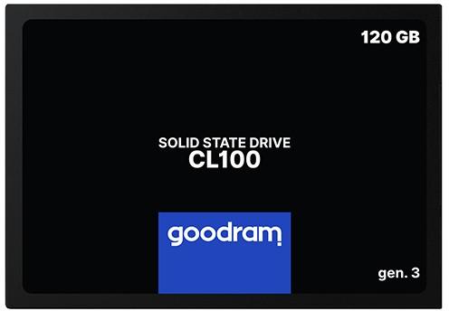 GOODRAM CL100 Gen.3 120GB - zdjęcie główne