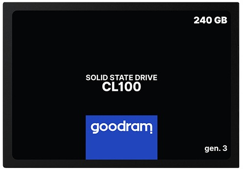 GOODRAM CL100 Gen.3 240GB - zdjęcie główne
