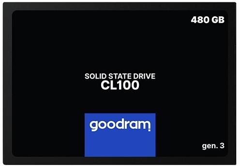 GOODRAM CL100 Gen.3 480GB - zdjęcie główne