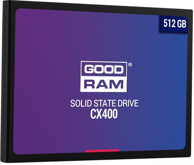 GOODRAM CX400 512GB - zdjęcie główne