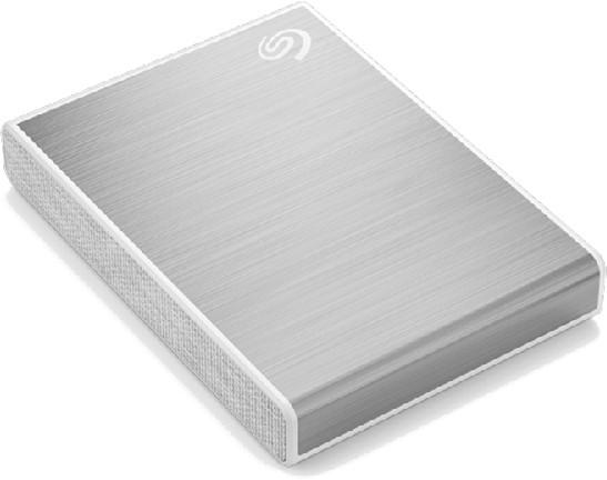 Seagate One Touch SSDv2 500GB srebrny - zdjęcie główne