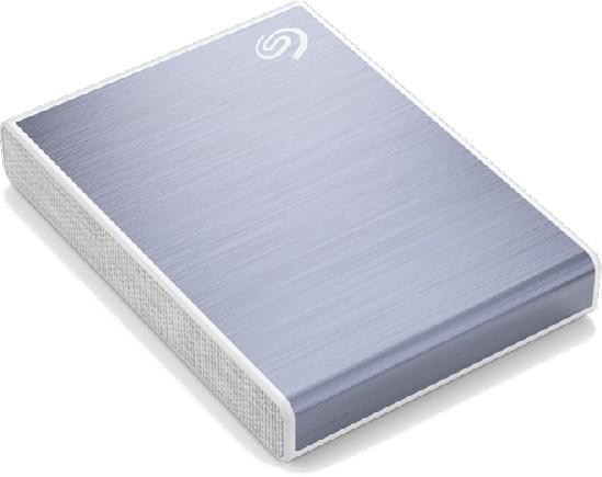 Seagate One Touch SSDv2 500GB niebieski - zdjęcie główne