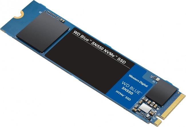 WD Blue SN550 M.2 PCIe NVMe 1TB - zdjęcie główne