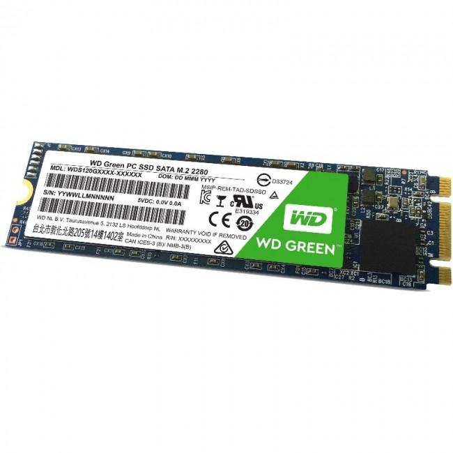 WD Green 3D NAND SSD M.2 240GB - zdjęcie główne
