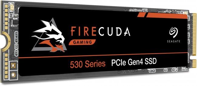 Seagate Firecuda 530 M.2 PCIe NVMe 1TB - zdjęcie główne