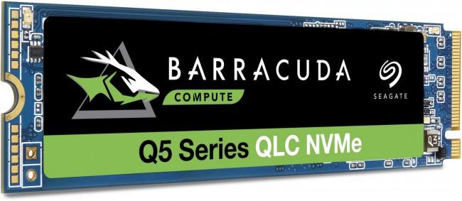 Seagate Barracuda Q5 M.2 PCIe NVMe 500GB - zdjęcie główne