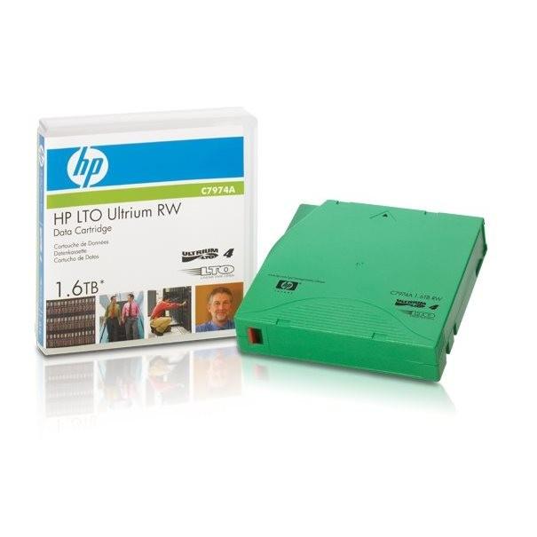 HPE Taśma LTO-4 Ultrium 1.6 TB RW Data Cartridge - zdjęcie główne
