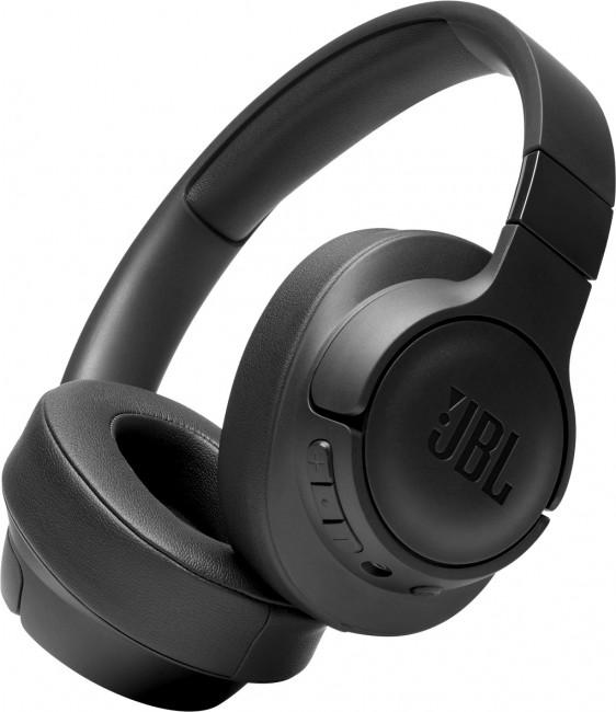 JBL Tune 710 BT Czarne - zdjęcie główne