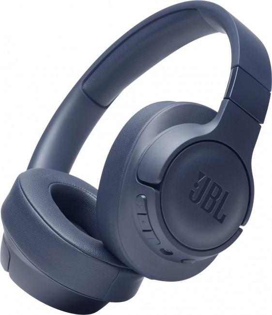 JBL Tune 710 BT Niebieskie - zdjęcie główne