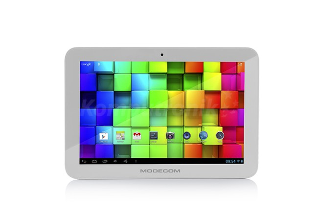 "MODECOM Tablet 10.1""  FreeTAB 1004 IPS X4 WHITE"