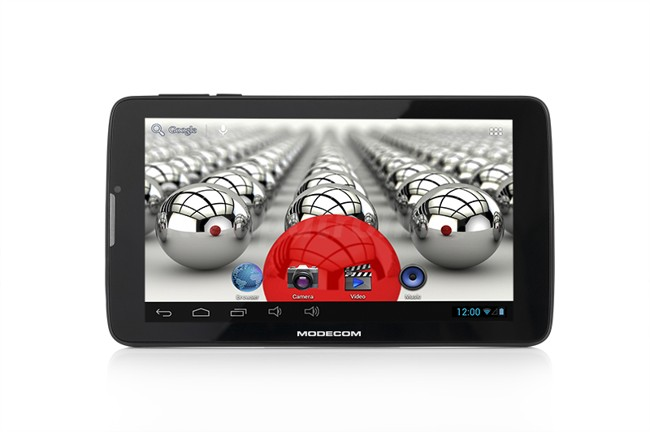 Modecom FreeTAB 7004 HD+ X2 3G+ Dual czarny 4GB tablet 7""