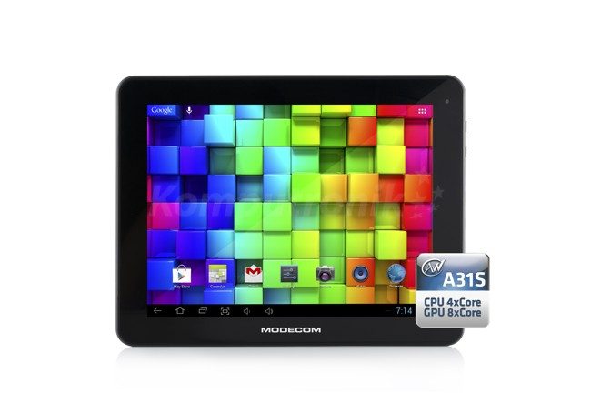 "Tablet 9"" MODECOM FreeTAB 9004 HD X4"