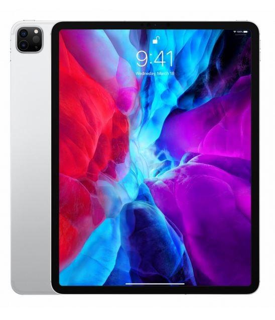 """Apple iPad Pro 12.9"""" (2021) Wi-Fi+Cellular 128GB Srebrny - zdjęcie główne"""