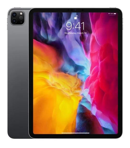 """Apple iPad Pro 11"""" (2021) Wi-Fi+Cellular 256GB Gwiezdna szarość - zdjęcie główne"""