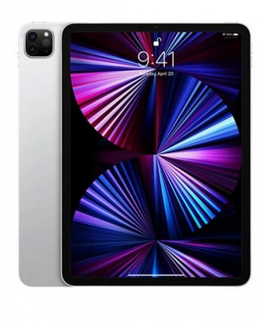 """Apple iPad Pro 11"""" (2021) Wi-Fi+Cellular 256GB Silver - zdjęcie główne"""