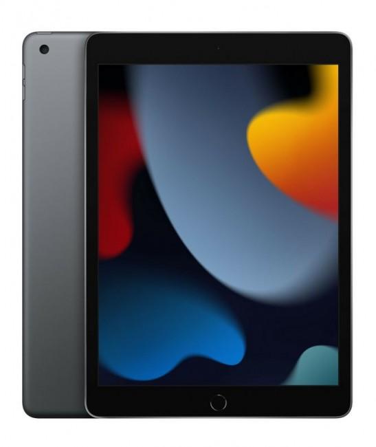 """Apple iPad 10.2"""" A13 Wi-Fi 256GB Gwiezdna Szarość (9.gen) - zdjęcie główne"""