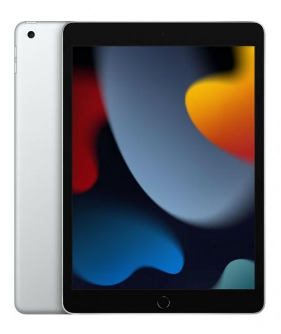 """Apple iPad 10.2"""" A13 Wi-Fi 256GB Srebrny (9.gen) - zdjęcie główne"""