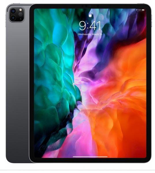 """Apple iPad Pro 12.9"""" (2020) LTE 256GB Gwiezdna szarość - zdjęcie główne"""