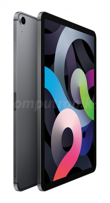 """Apple New iPad Air 10.9"""" Wi-Fi 64GB Gwiezdna szarość (4.gen) - zdjęcie główne"""