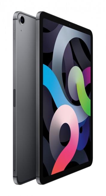 """Apple New iPad Air 10.9"""" Wi-Fi + Cellular 256GB Gwiezdna szarość (4.gen) - zdjęcie główne"""