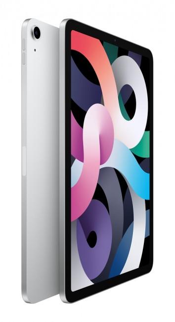 "Apple New iPad Air 10.9"" Wi-Fi + Cellular 256GB Srebrny (4.gen) - zdjęcie główne"