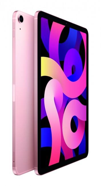 """Apple New iPad Air 10.9"""" Wi-Fi + Cellular 256GB Różowe Złoto (4.gen) - zdjęcie główne"""