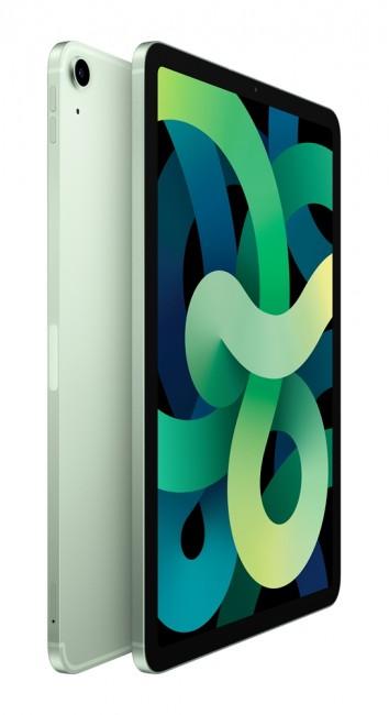 """Apple New iPad Air 10.9"""" Wi-Fi + Cellular 256GB Zielony (4.gen) - zdjęcie główne"""