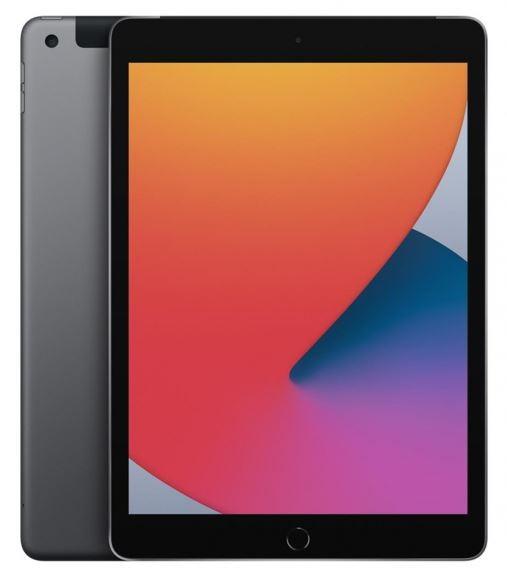 """Apple New iPad 10.2"""" Wi-Fi 32GB Gwiezdna szarość (8.gen) - zdjęcie główne"""