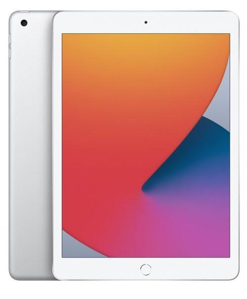"""Apple iPad 10.2"""" Wi-Fi 128GB Srebrny (8.gen) - zdjęcie główne"""