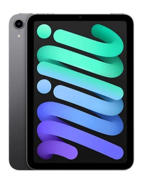 Apple iPad mini A15 64GB Wi-Fi Gwiezdna szarość - zdjęcie główne