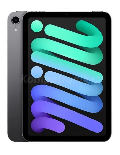 Apple iPad mini A15 256GB Wi-Fi Gwiezdna szarość - zdjęcie główne