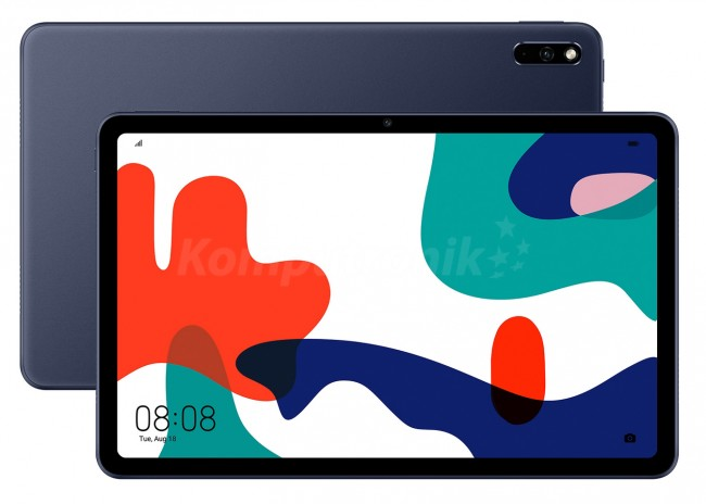 Huawei MatePad 10.4 WiFi 6 128GB szary - zdjęcie główne